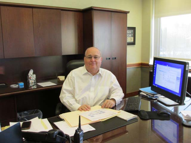 A photo of Mayor Horwitz, who assumed office in January 2018.