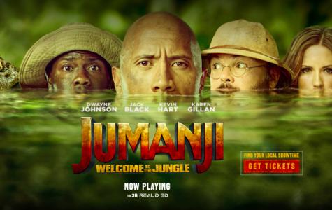 'Jumanji' Flips the Script