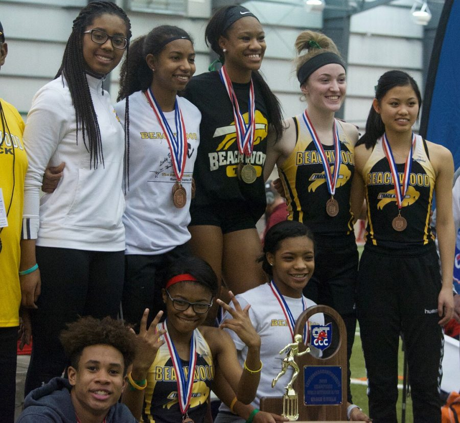 Indoor Track Brings Home Second Consecutive State Title