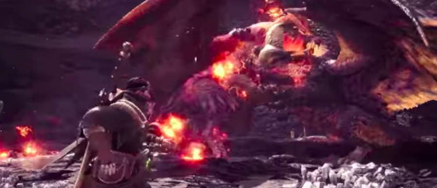 'Monster Hunter: World' is a phenomenal video game. I give it a 90/100. If you're aching for a new experience and don't mind a steep skill curve, you can end your search. Image source: monsterhunterworld.com