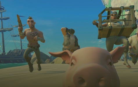 Sea of Thieves: a Chest Not Laden With Gold