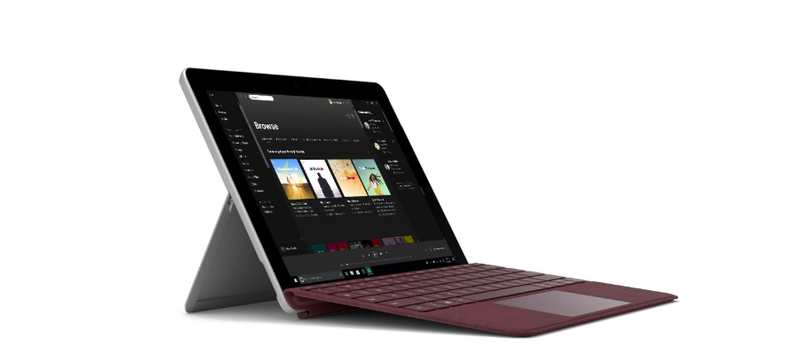 The Surface Go comes in two configurations: the $399 variant with 4GB of ram and 64GB of storage and the $549 variant with 8 GB of ram and 128 GB of storage. I purchased the $399 model. Image source: https://www.microsoft.com/en-us/p/surface-go/
