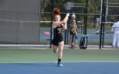 Juniors Lead Girls Tennis Team into Post-Season