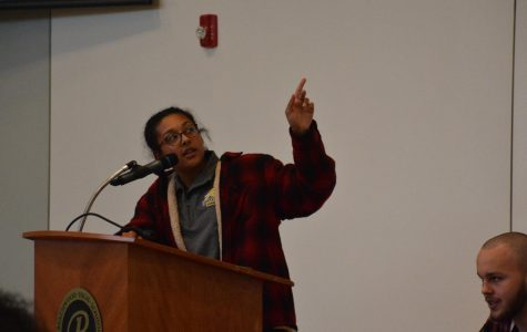Students Hold Forum Addressing Hatred and Violence