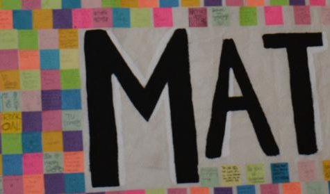 Shen Creates 'You Matter' Mural to Promote Mental Health and Student Unity