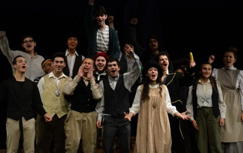 Drama Club Delivers High Energy Performance With 'Peter and the Starcatcher'