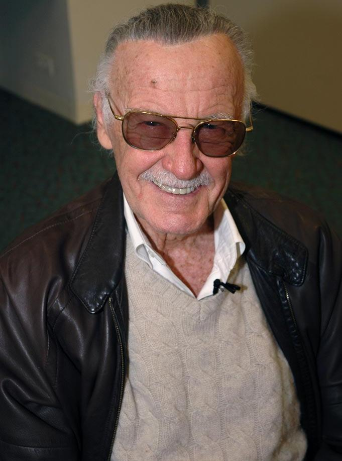 Even those not familiar with Lee may recognize the man with the iconic sunglasses and easily-recognizable smile who appeared in cameos in every one of the the over 25 films in the Marvel Cinematic Universe. Image source: Edward Liu via Wikimedia Commons.