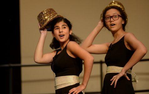 Show Choir Finds the Harmony