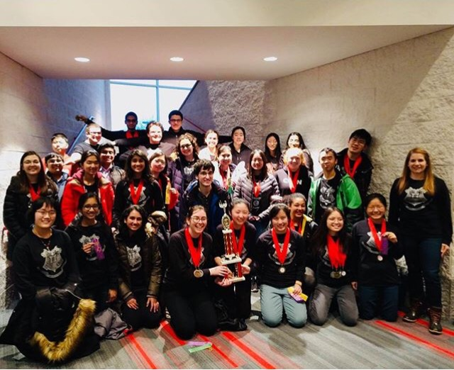 Science Olympiad Prepares for States