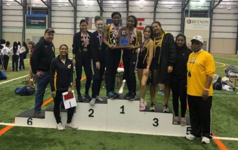 Indoor Track Places Again at State Tournament