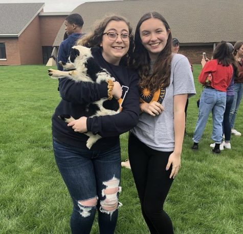 Seniors Hold Carnival to Celebrate Last Days of Class