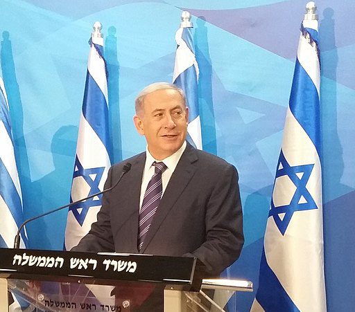 Netanyahu pictured in 2015.