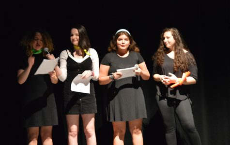 White and Gold Displays Extraordinary BHS Talent