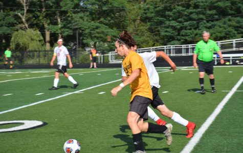 Boys Soccer Opens With a Decisive Win