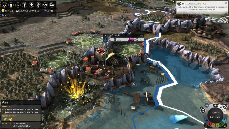 Build an Empire, Face a Climate Crisis in Endless Legend