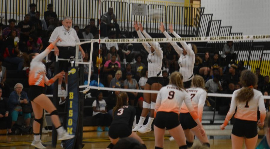 The Bison defeated Chagrin Falls 3-1 on Aug. 22.