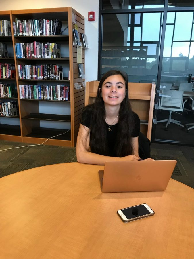 Junior Amanda Bendis admires Kamala Harris and Elizabeth Warren.