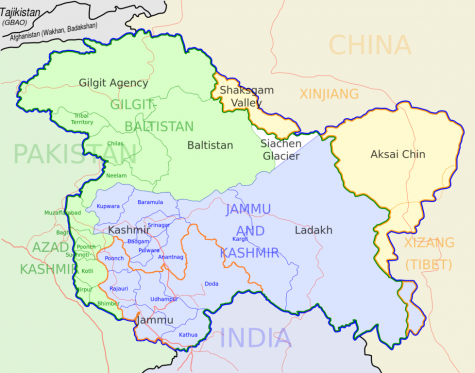 The Indian State of Jammu and Kashmir consists of three regions: Jammu, Kashmir and Ladakh.