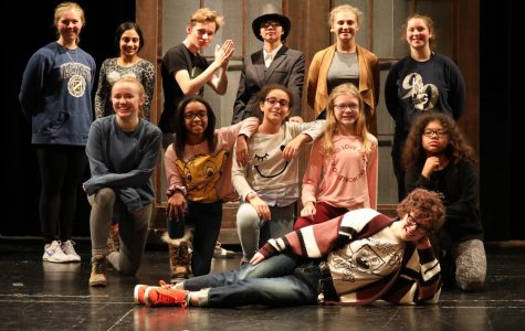 Chalice Assumes Leadership of Drama Club