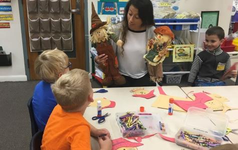 TEACH Program Trains Future Educators