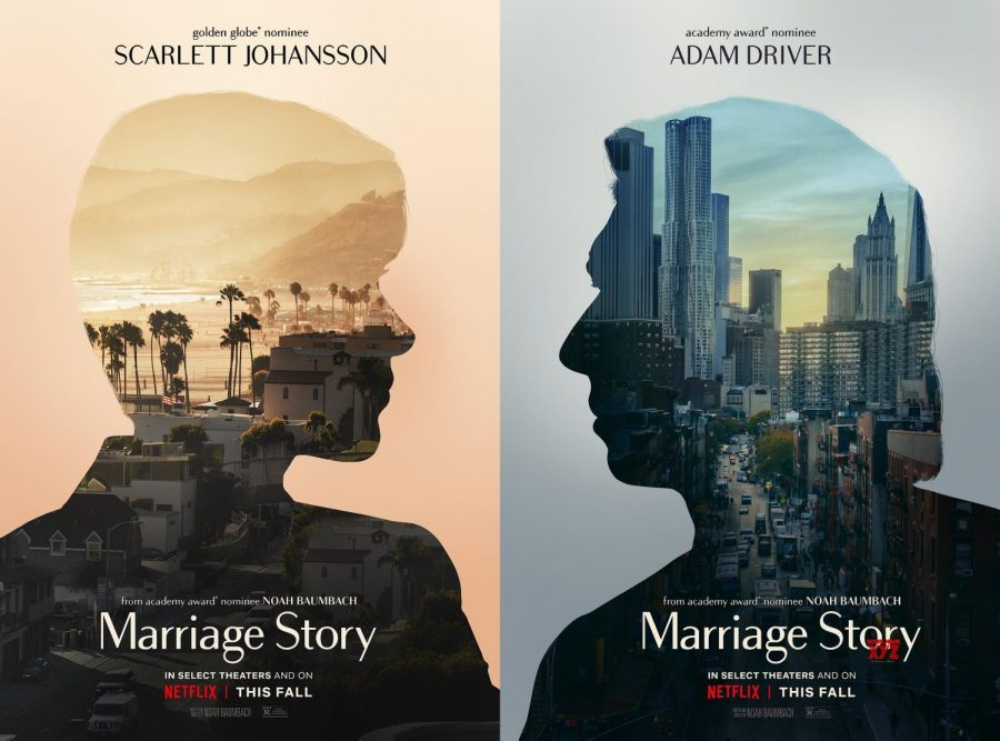 """Marriage Story"" Arguably Johansson and Driver's Best Work"
