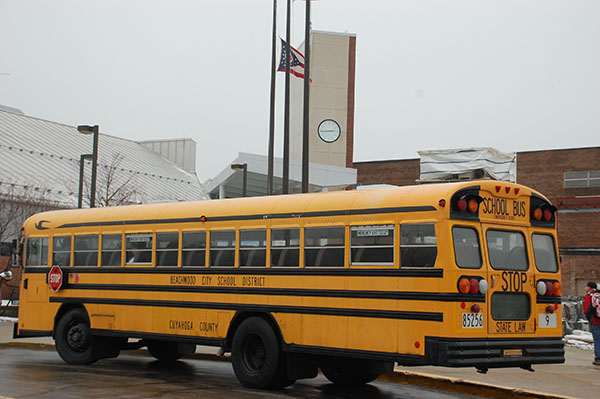 School Bus Delays Cause Later School Start Time
