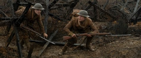 In 1917, Two Lance Corporals, William Schofield (George MacKay) and Tom Blake (Dean-Charles Chapman), must journey across the European countryside to deliver an urgent message by morning.