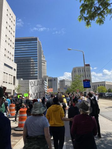 Cleveland Protests the Floyd Killing