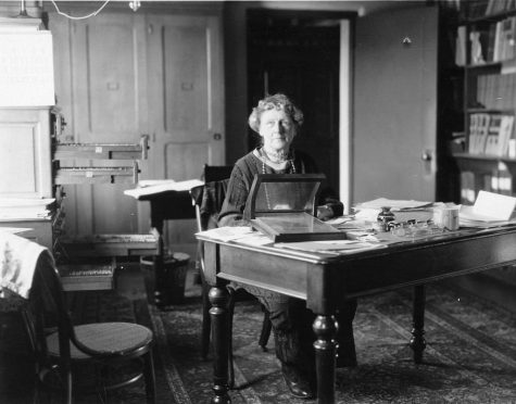 Annie Jump Cannon is credited with discovering 350,000 stars and developing the system for cataloguing stars that is still in use today.