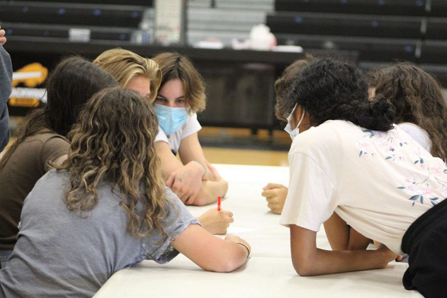 Making Connections at Leadership Conference